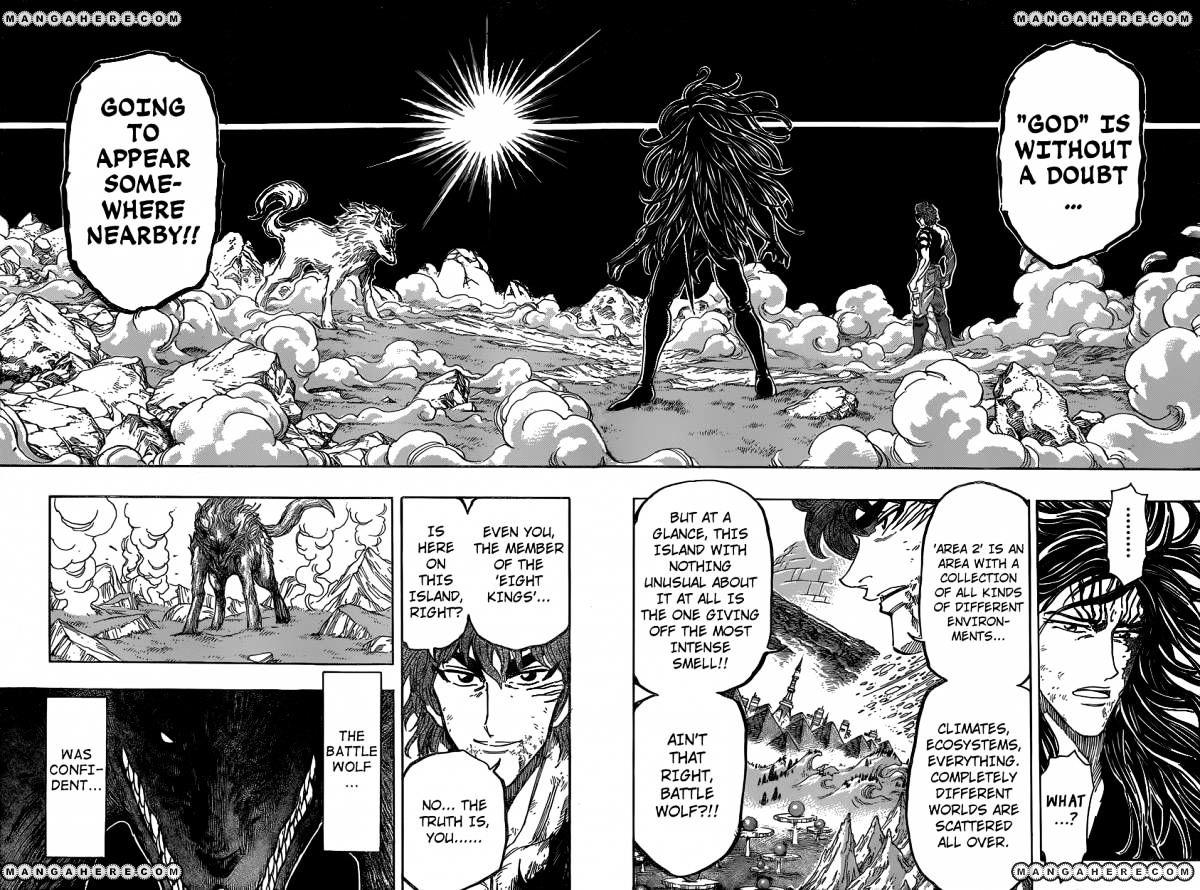 Toriko Chapter 342  Online Free Manga Read Image 10