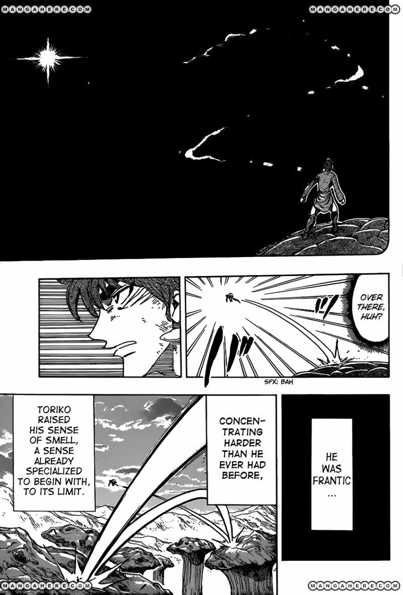 Toriko Chapter 342  Online Free Manga Read Image 3