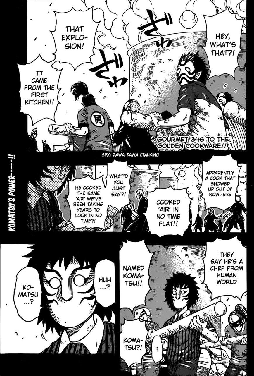 Toriko Chapter 346  Online Free Manga Read Image 2