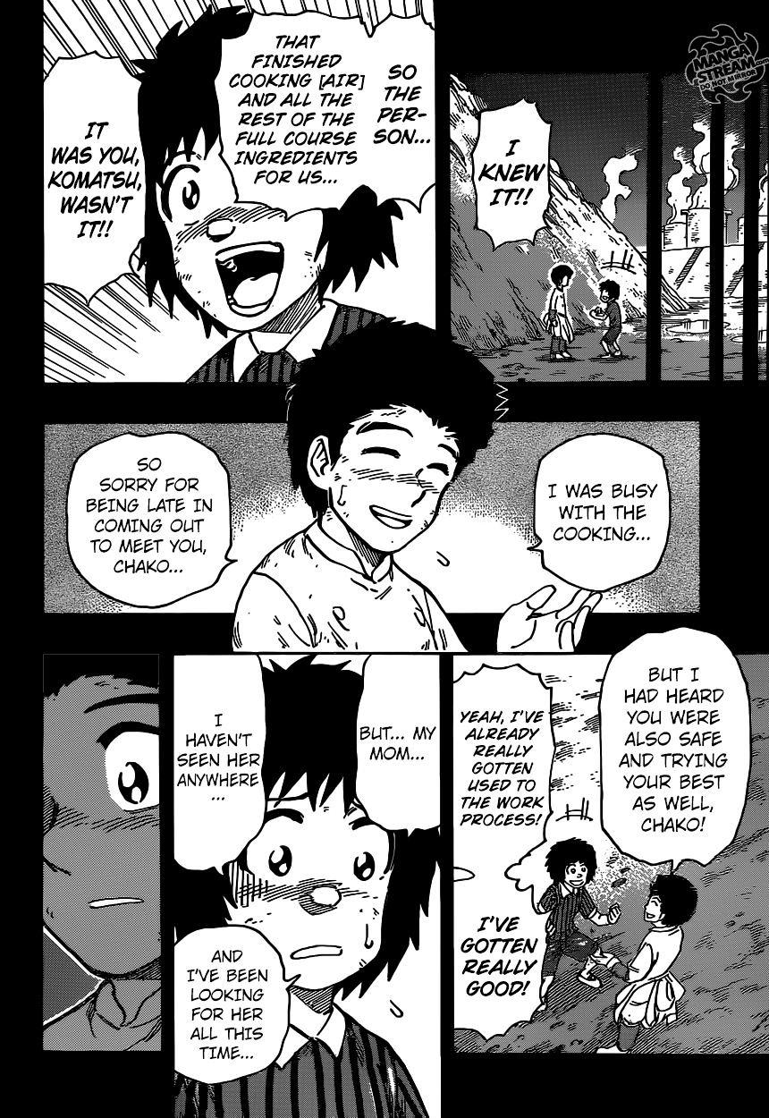 Toriko Chapter 348  Online Free Manga Read Image 15