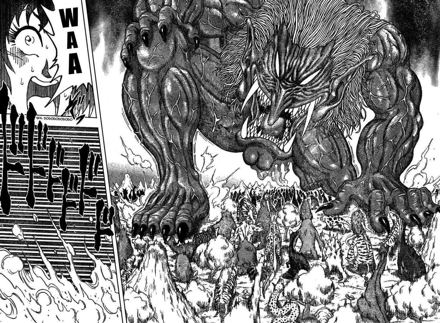 Toriko Chapter 35  Online Free Manga Read Image 13