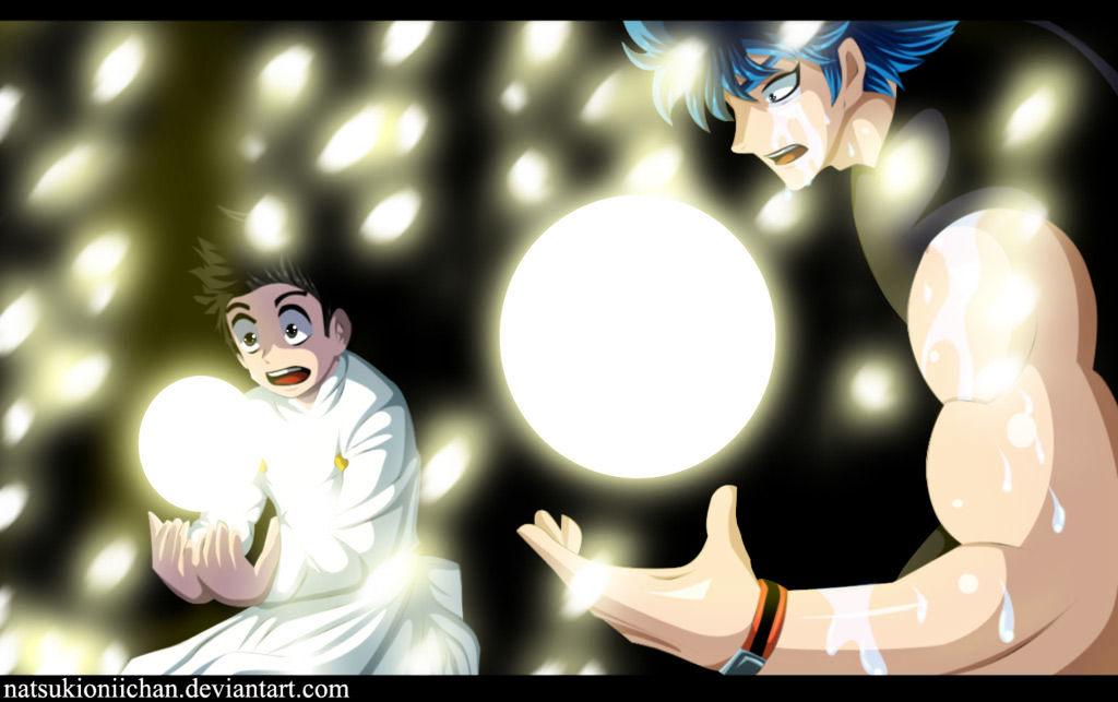Toriko Chapter 350  Online Free Manga Read Image 3