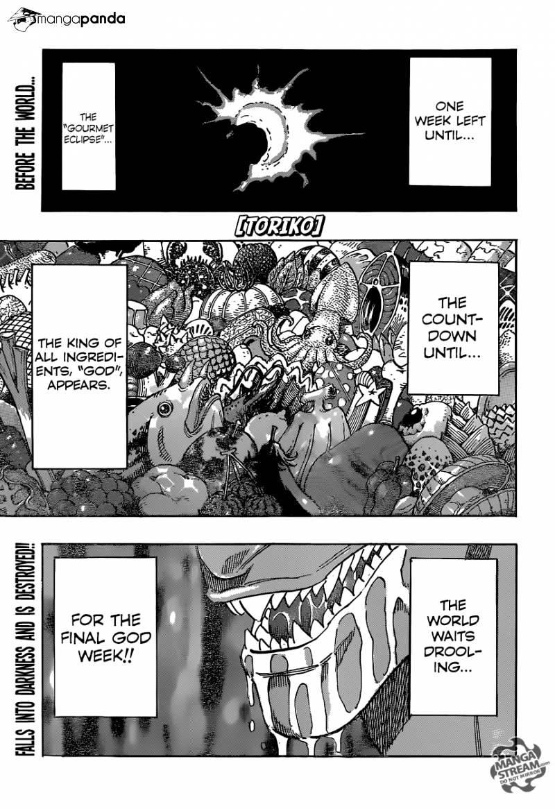 Toriko Chapter 353.2  Online Free Manga Read Image 1