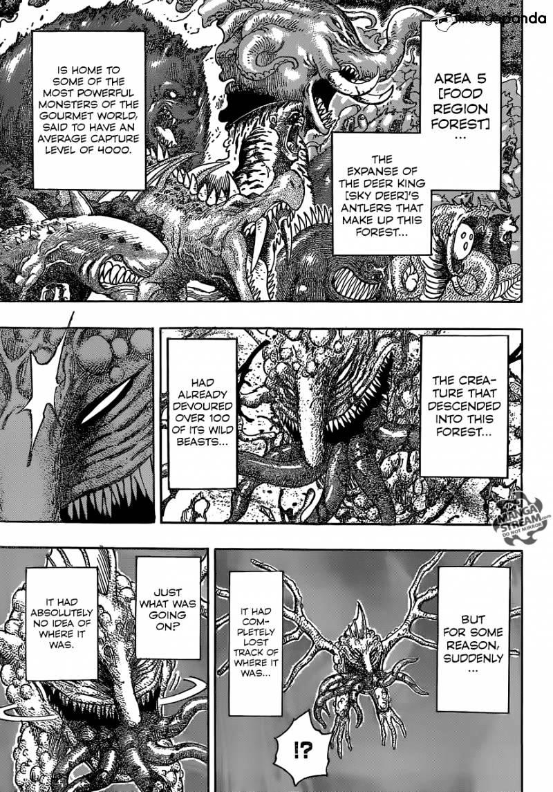 Toriko Chapter 353.2  Online Free Manga Read Image 8