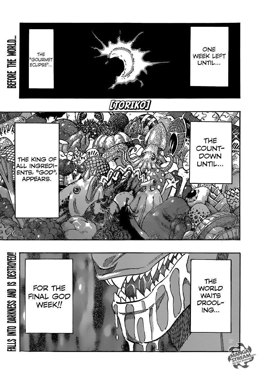 Toriko Chapter 353  Online Free Manga Read Image 1
