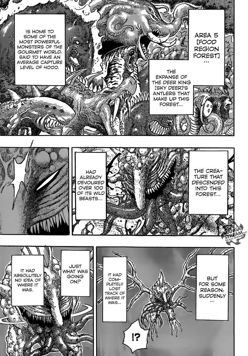 Toriko Chapter 353  Online Free Manga Read Image 9
