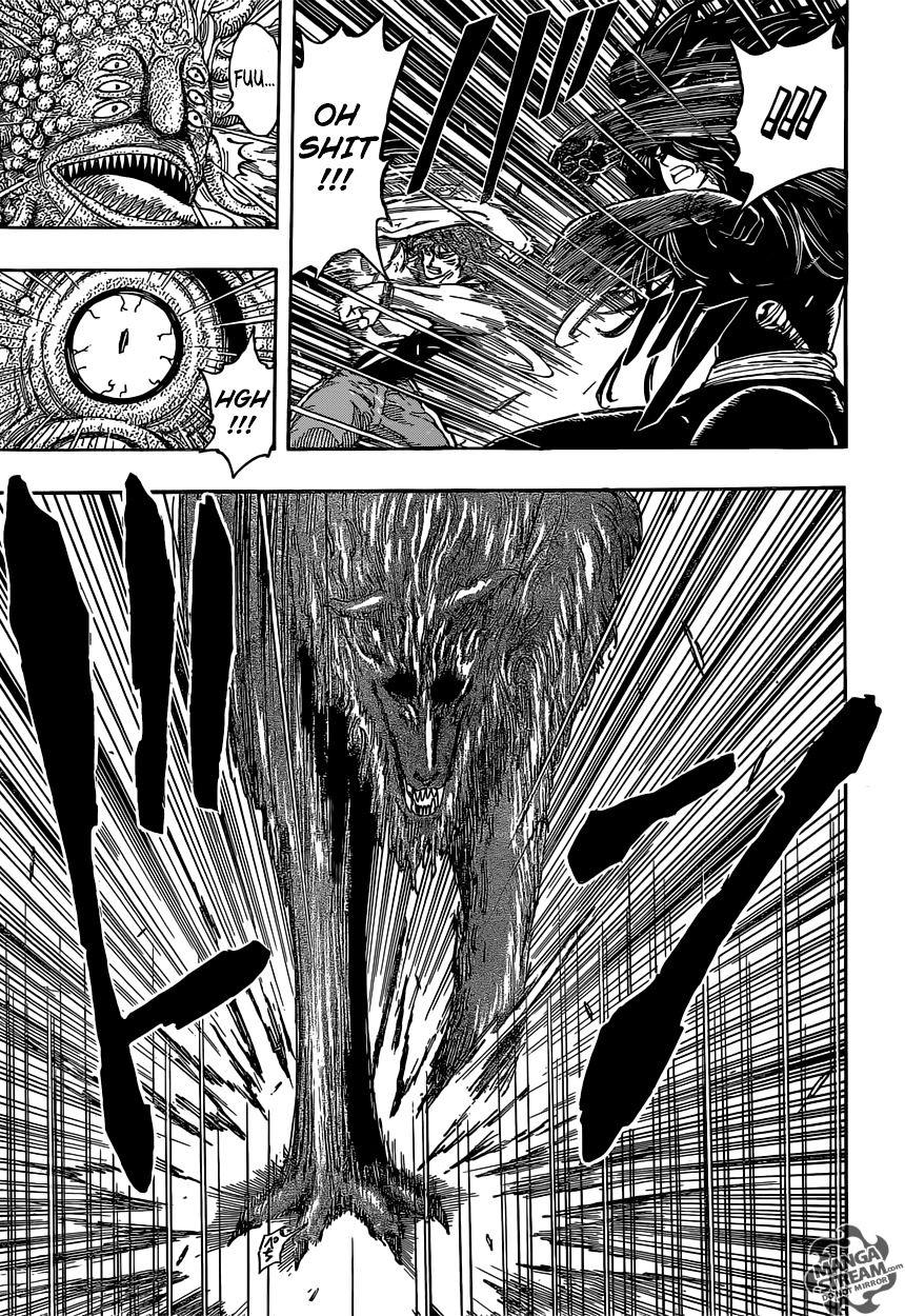 Toriko Chapter 354  Online Free Manga Read Image 13