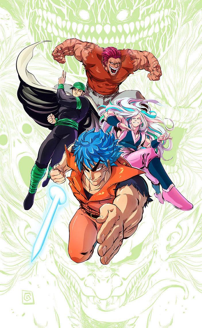 Toriko Chapter 354  Online Free Manga Read Image 3
