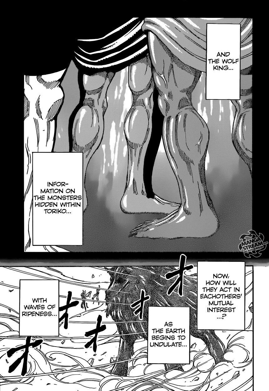 Toriko Chapter 355  Online Free Manga Read Image 17