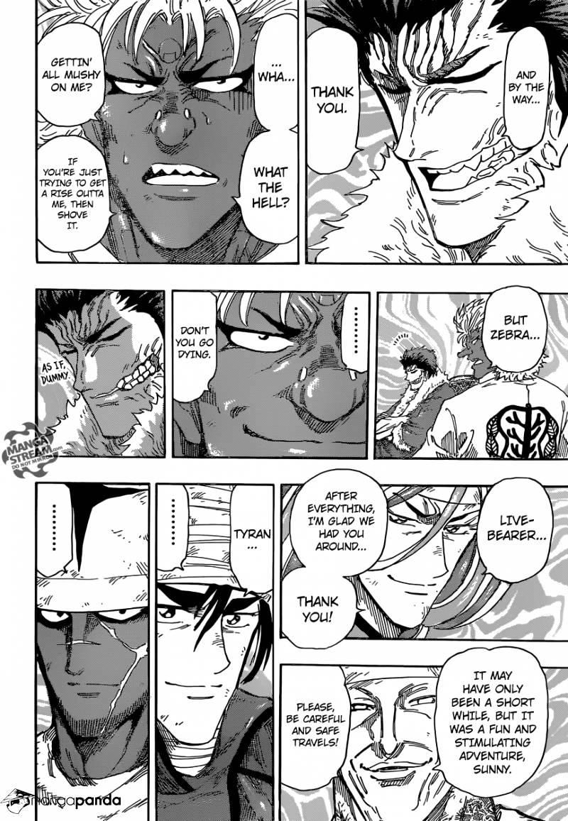 Toriko Chapter 356  Online Free Manga Read Image 14