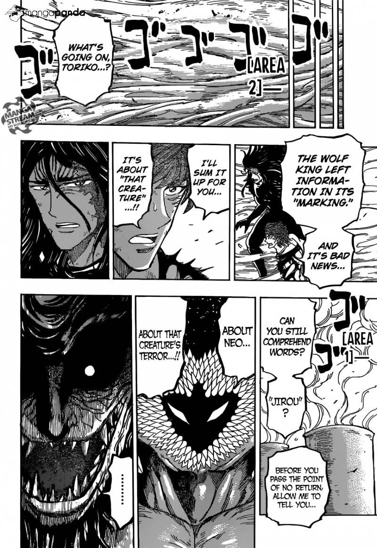 Toriko Chapter 356  Online Free Manga Read Image 18