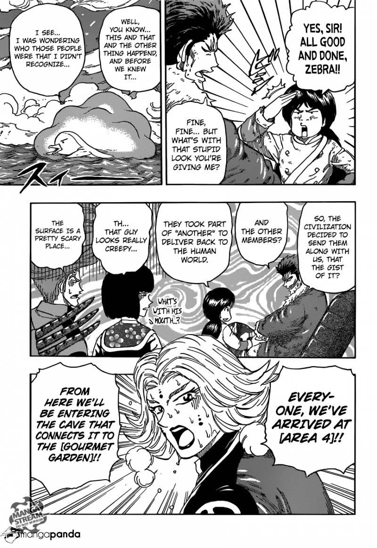 Toriko Chapter 356  Online Free Manga Read Image 3