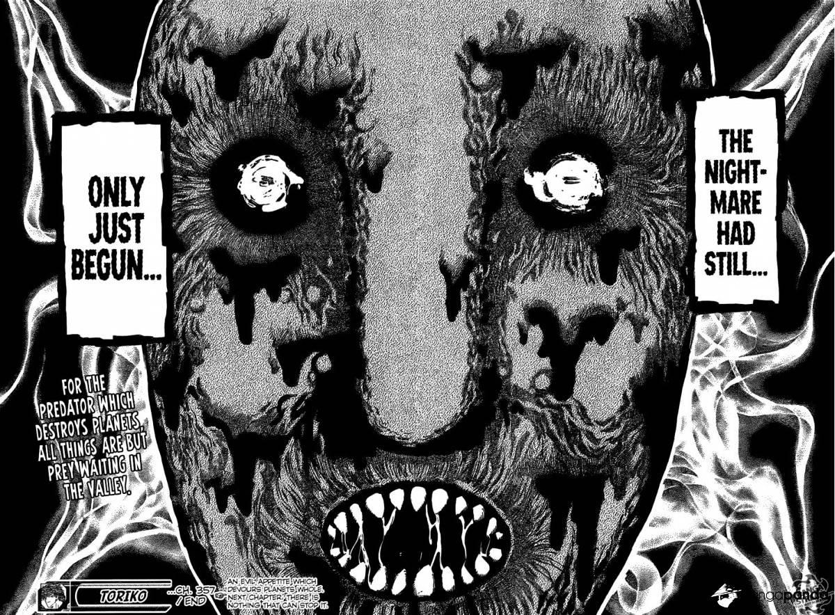 Toriko Chapter 357  Online Free Manga Read Image 19