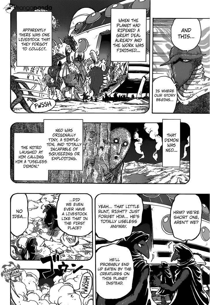 Toriko Chapter 357  Online Free Manga Read Image 7