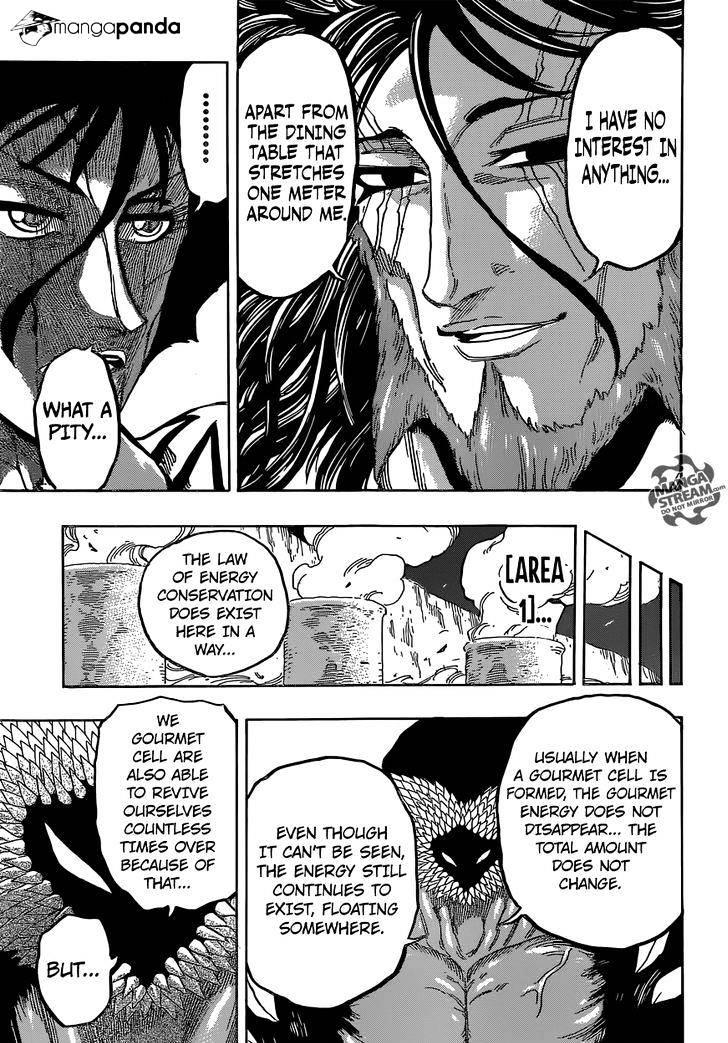 Toriko Chapter 358  Online Free Manga Read Image 16