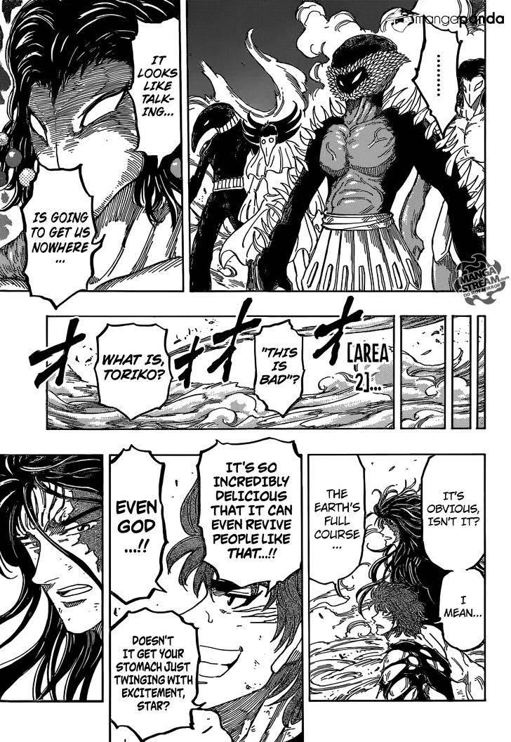 Toriko Chapter 358  Online Free Manga Read Image 18