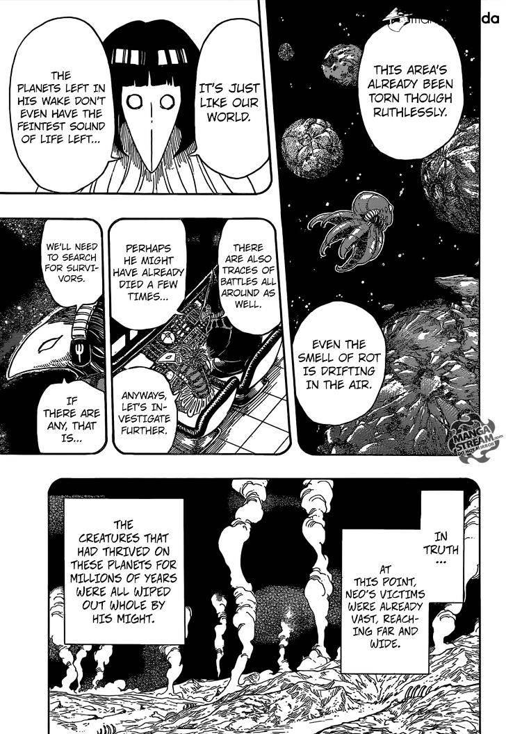 Toriko Chapter 358  Online Free Manga Read Image 4