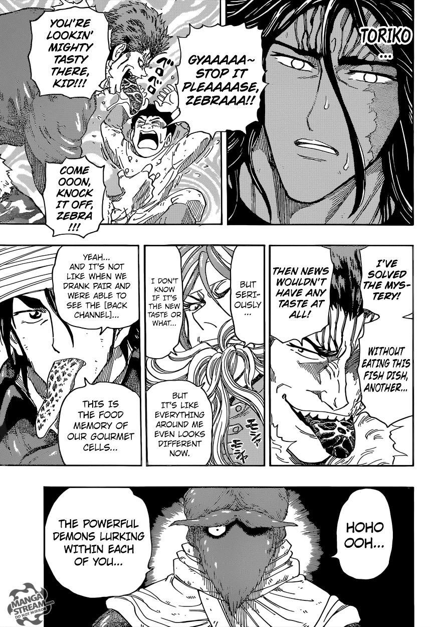 Toriko Chapter 361  Online Free Manga Read Image 10