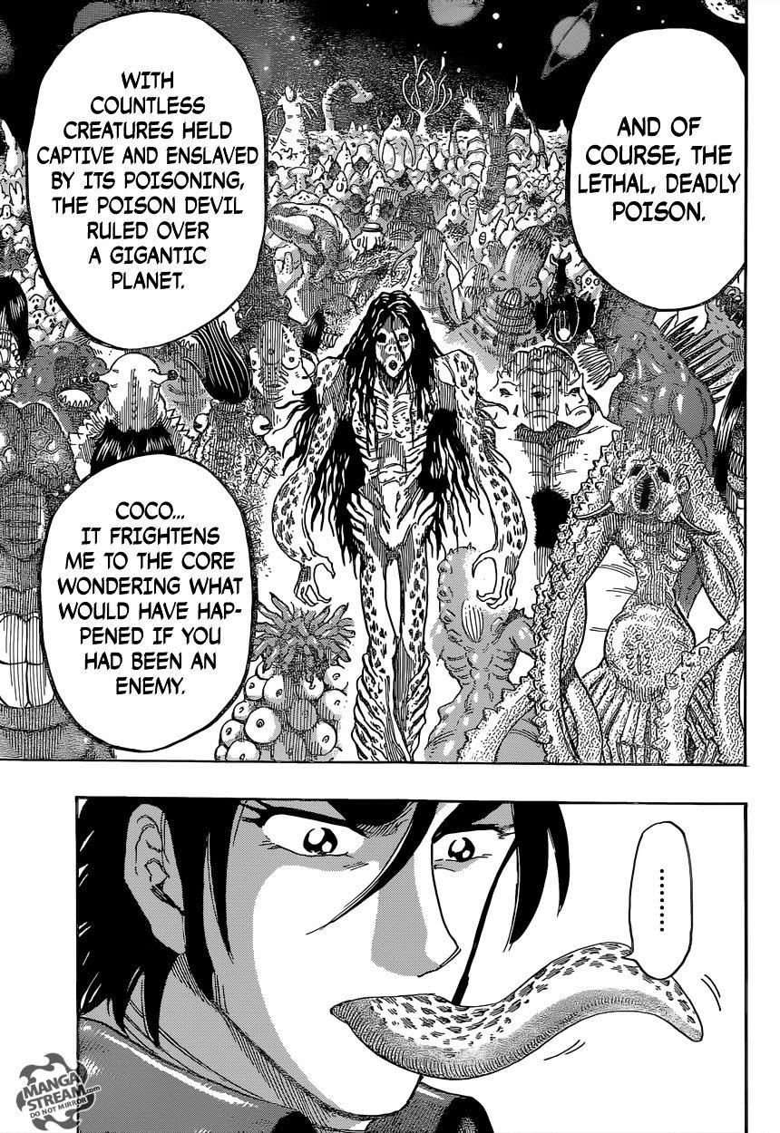 Toriko Chapter 361  Online Free Manga Read Image 12