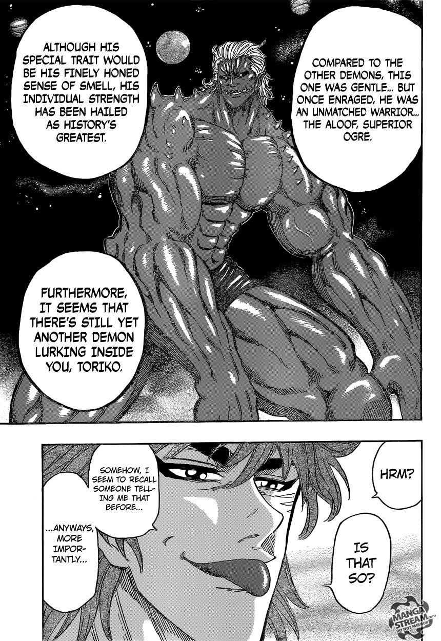 Toriko Chapter 361  Online Free Manga Read Image 14