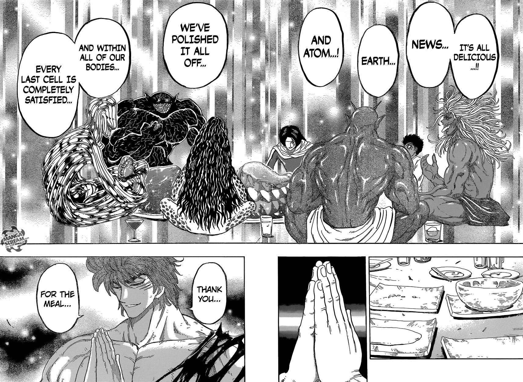 Toriko Chapter 361  Online Free Manga Read Image 15