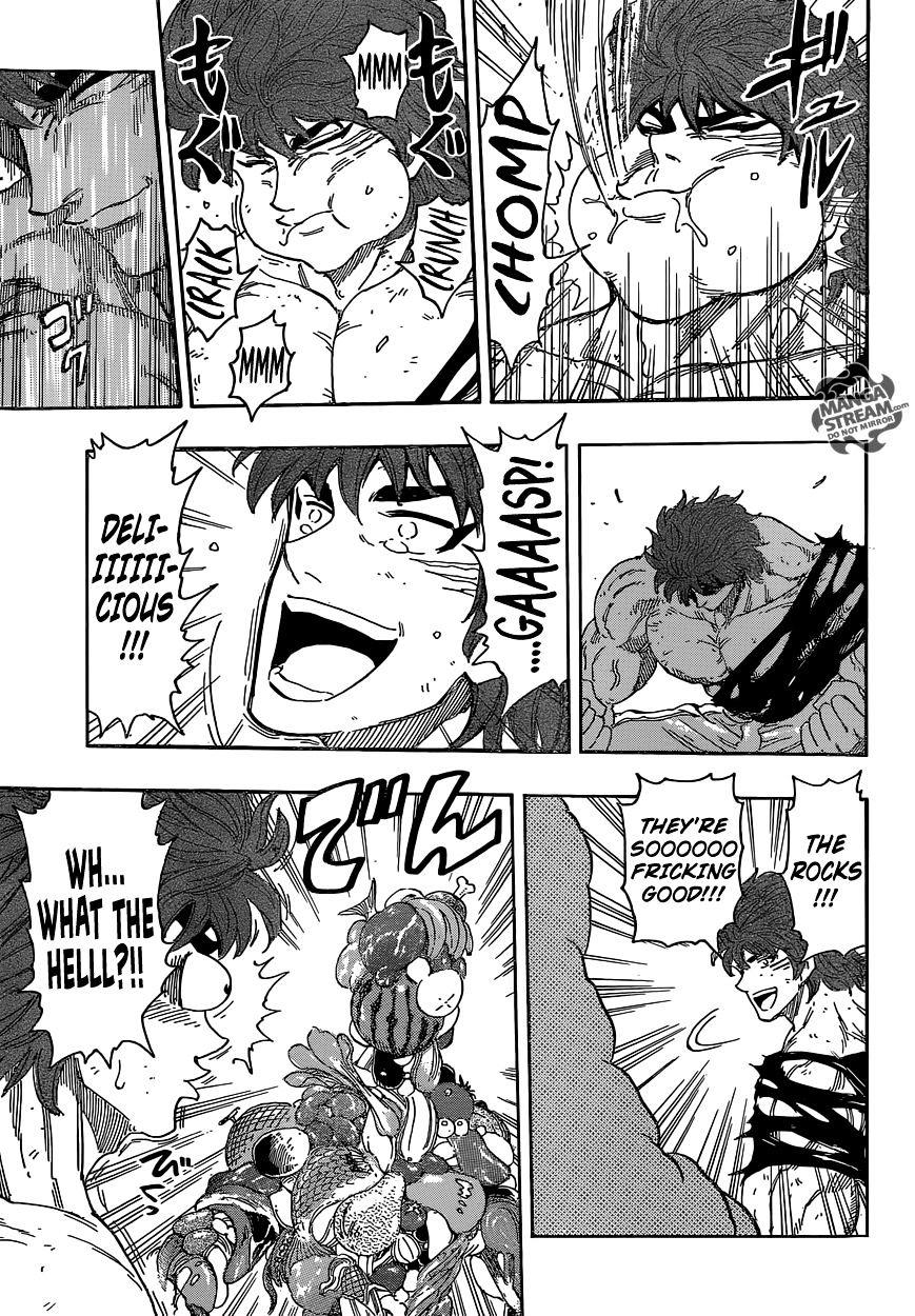 Toriko Chapter 361  Online Free Manga Read Image 6