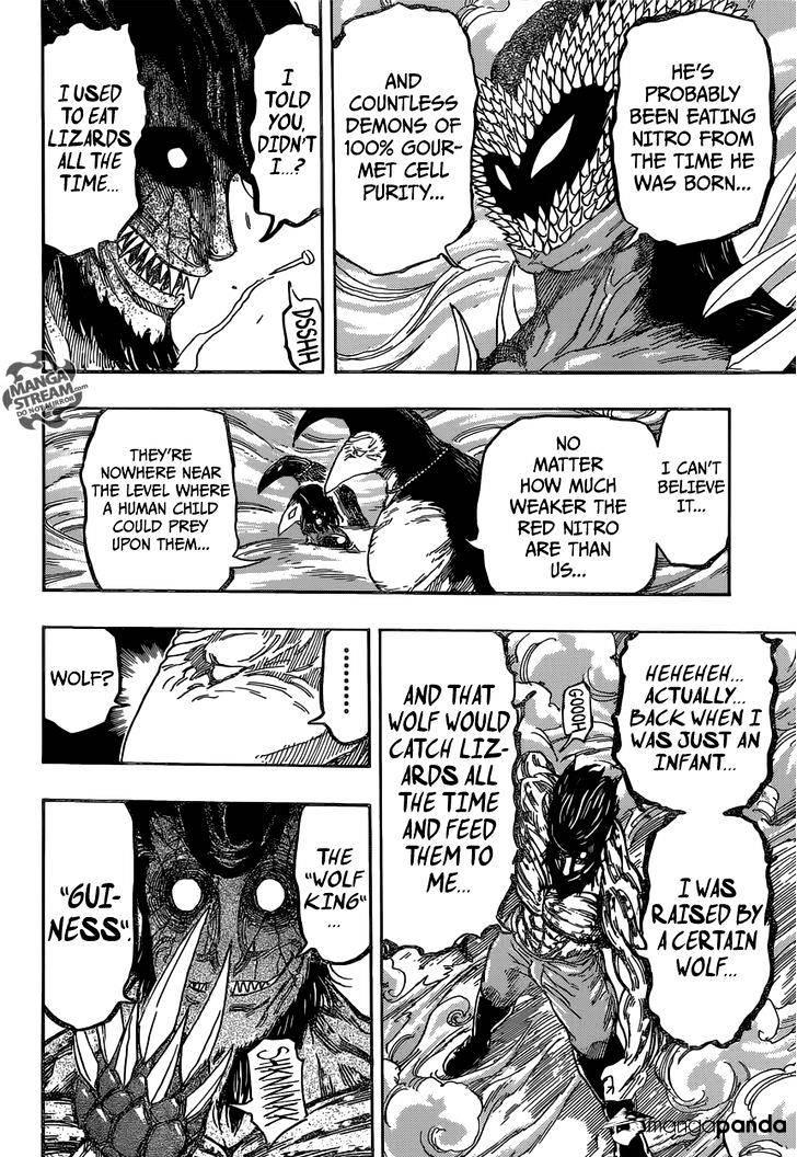 Toriko Chapter 365  Online Free Manga Read Image 10