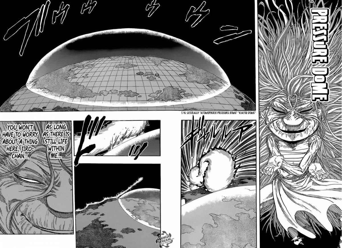 Toriko Chapter 365  Online Free Manga Read Image 14
