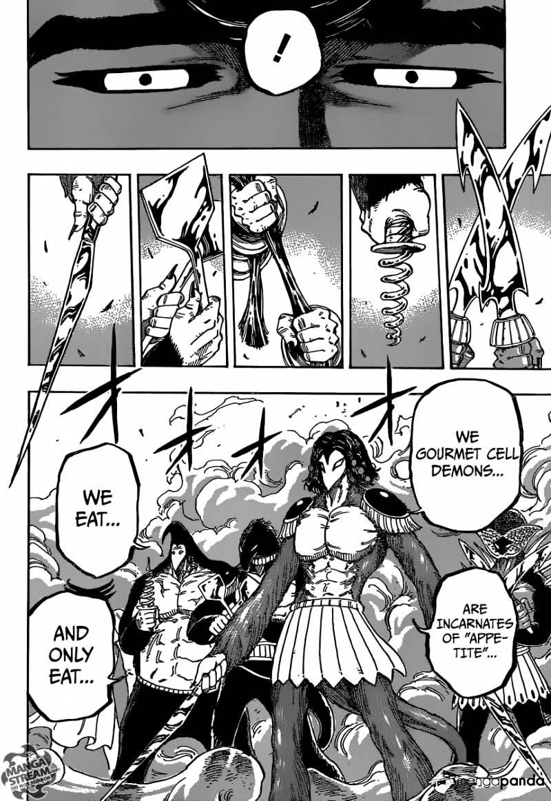 Toriko Chapter 366  Online Free Manga Read Image 2