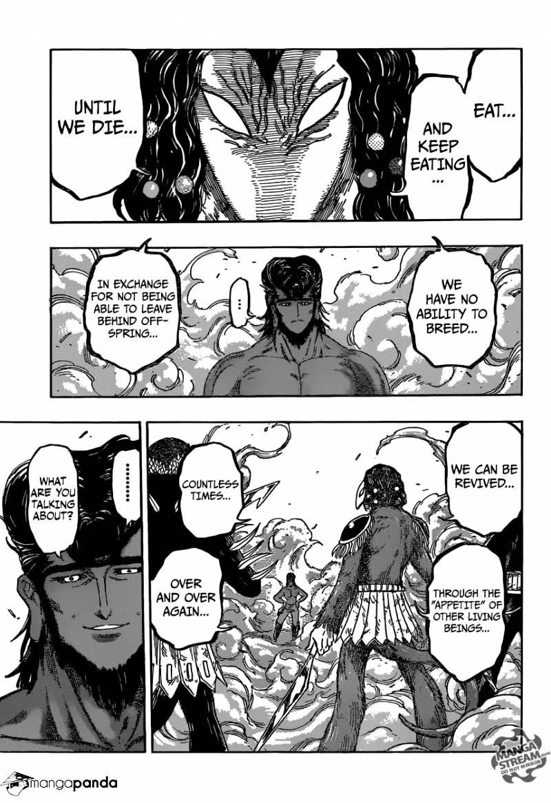 Toriko Chapter 366  Online Free Manga Read Image 3
