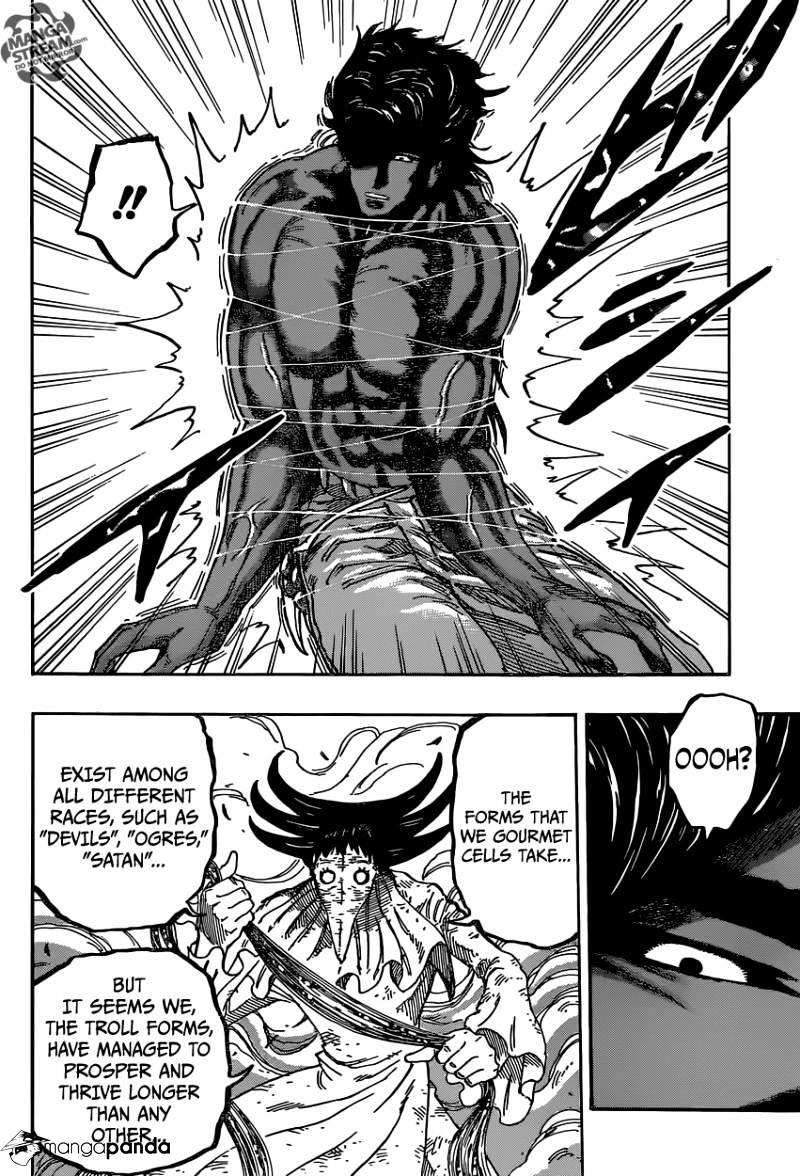 Toriko Chapter 366  Online Free Manga Read Image 4