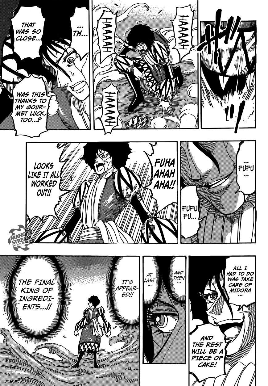 Toriko Chapter 368  Online Free Manga Read Image 18