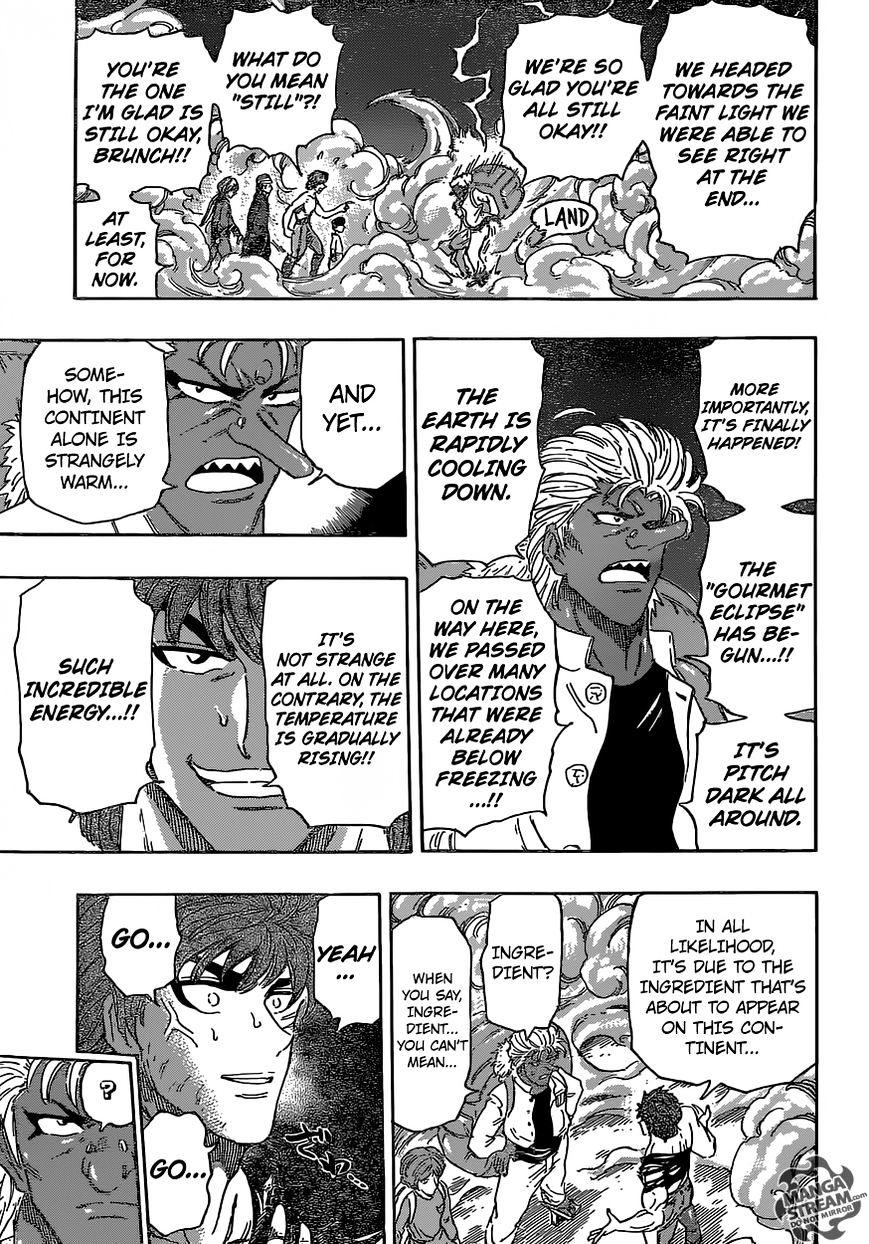 Toriko Chapter 368  Online Free Manga Read Image 4