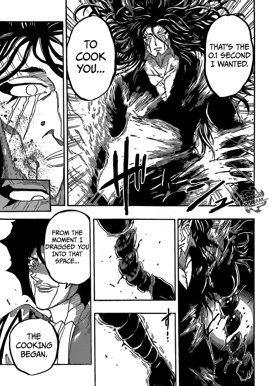 Toriko Chapter 368  Online Free Manga Read Image 8