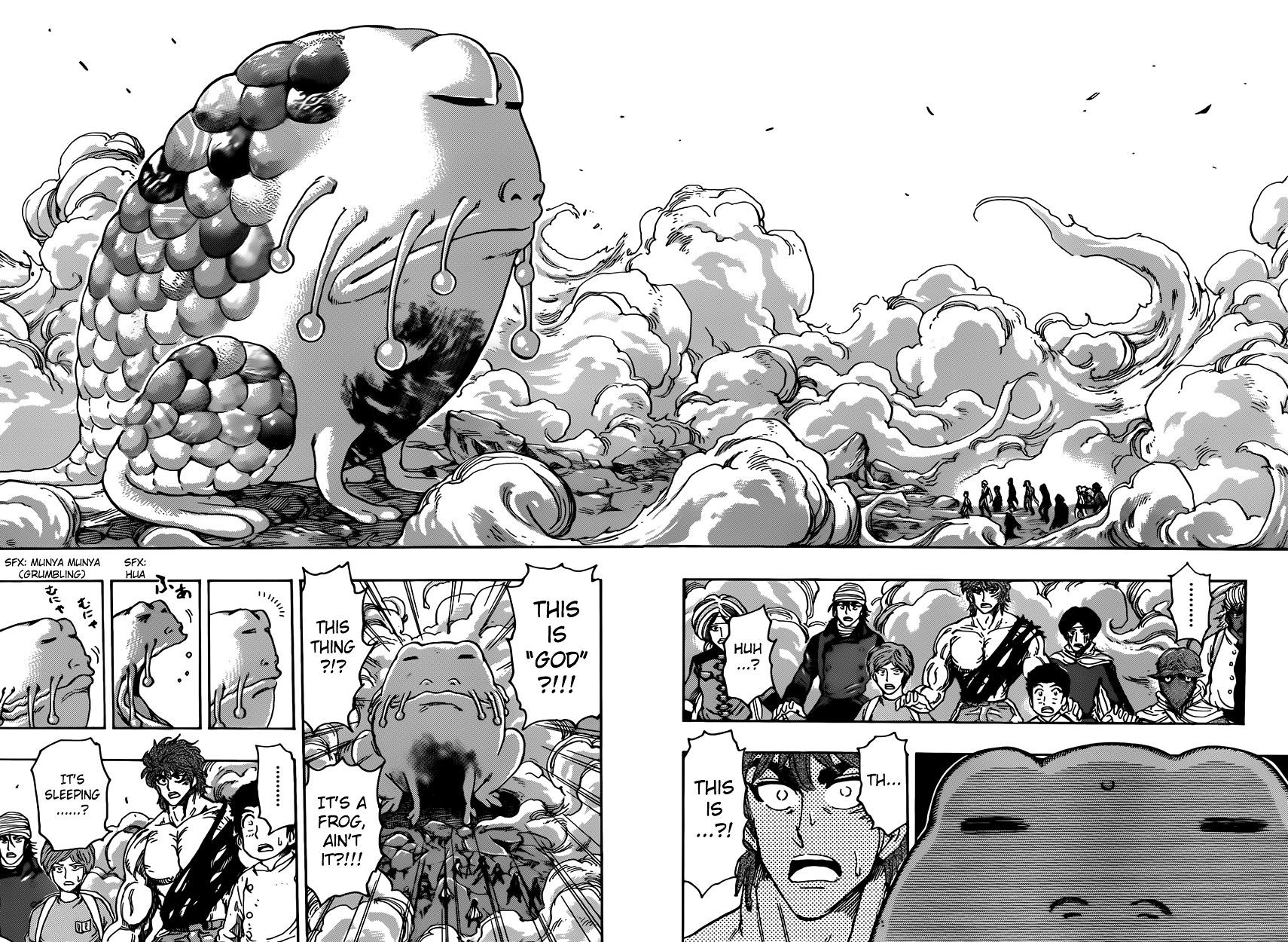 Toriko Chapter 369  Online Free Manga Read Image 8