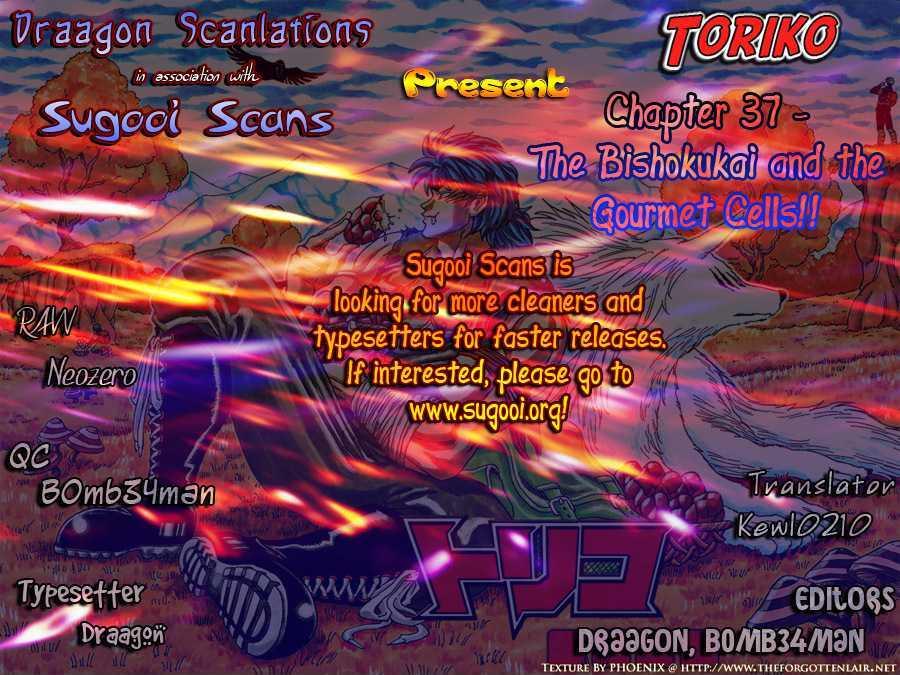 Toriko Chapter 37  Online Free Manga Read Image 19