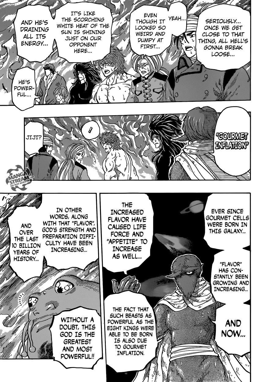Toriko Chapter 370  Online Free Manga Read Image 13