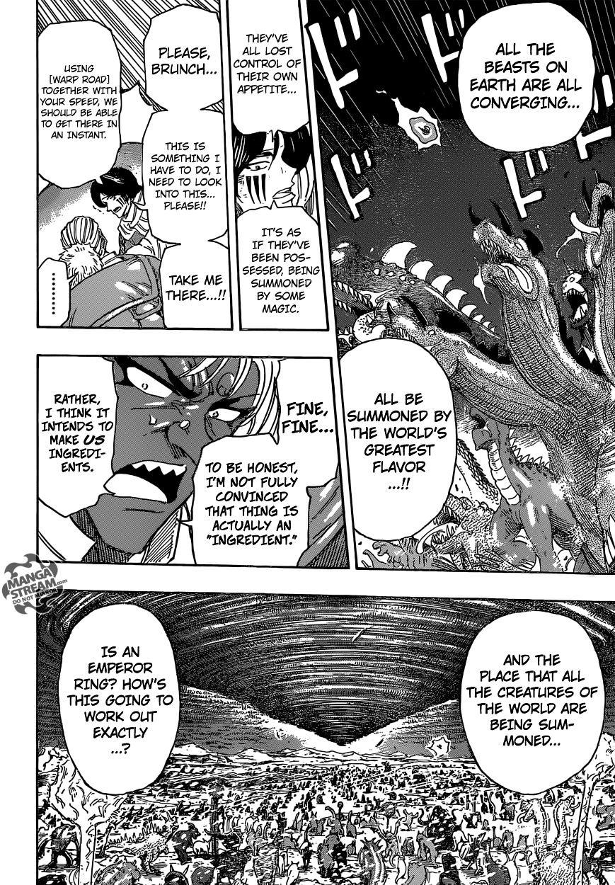 Toriko Chapter 370  Online Free Manga Read Image 5