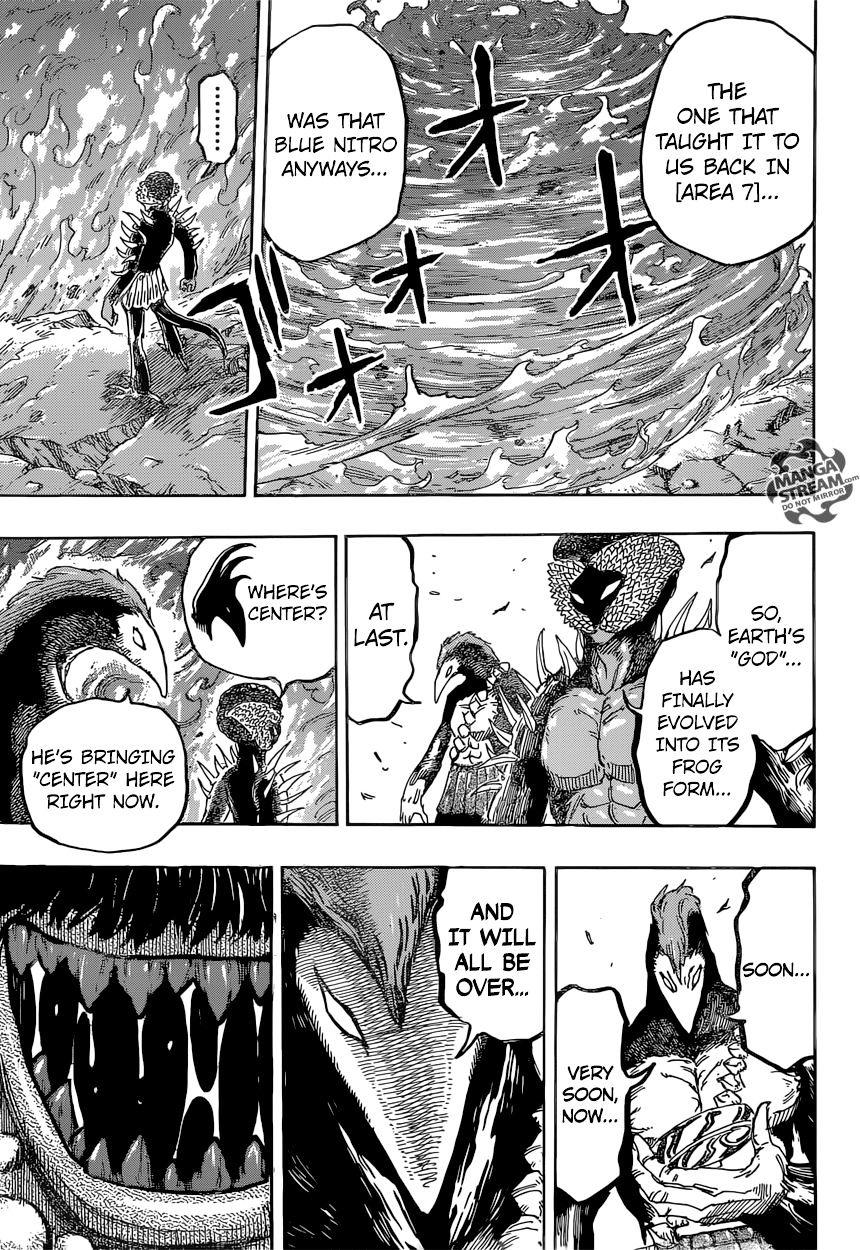 Toriko Chapter 371  Online Free Manga Read Image 18