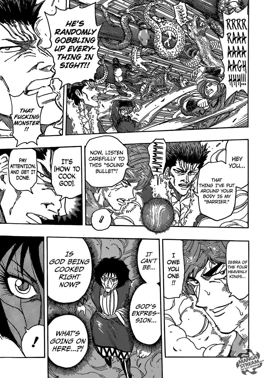 Toriko Chapter 372  Online Free Manga Read Image 10