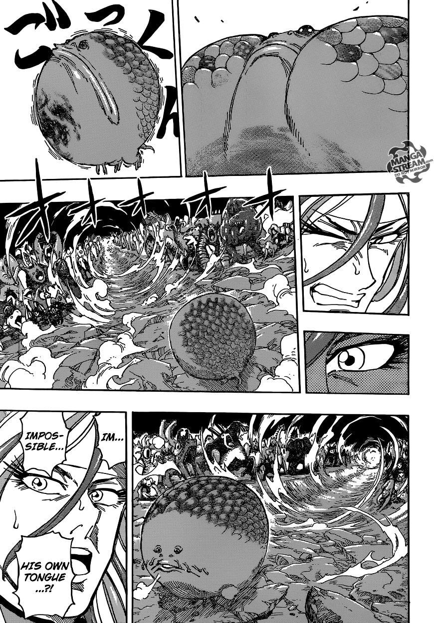 Toriko Chapter 372  Online Free Manga Read Image 8
