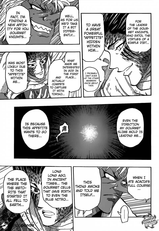 Toriko Chapter 373  Online Free Manga Read Image 3