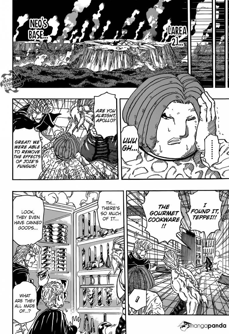 Toriko Chapter 373  Online Free Manga Read Image 9