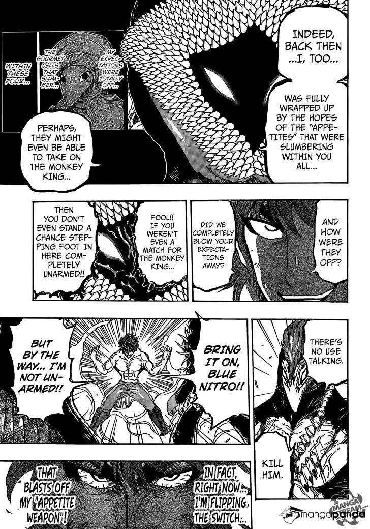 Toriko Chapter 374  Online Free Manga Read Image 13
