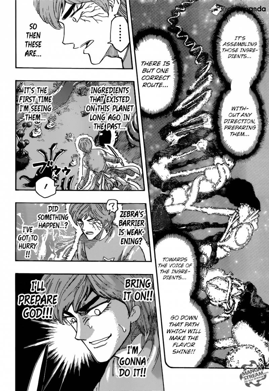 Toriko Chapter 375  Online Free Manga Read Image 4