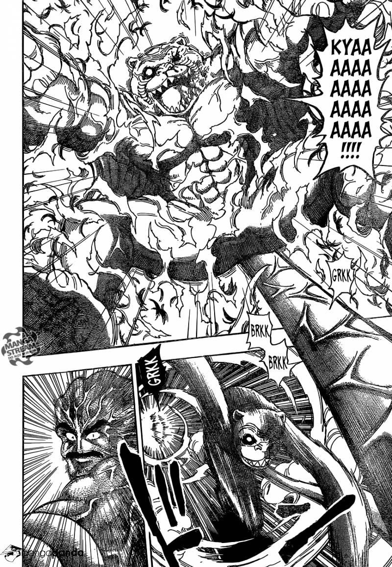 Toriko Chapter 377  Online Free Manga Read Image 4