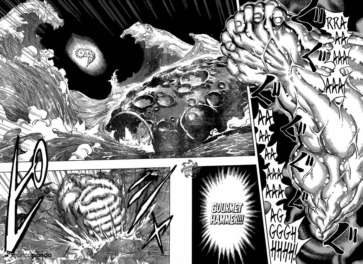 Toriko Chapter 377  Online Free Manga Read Image 8