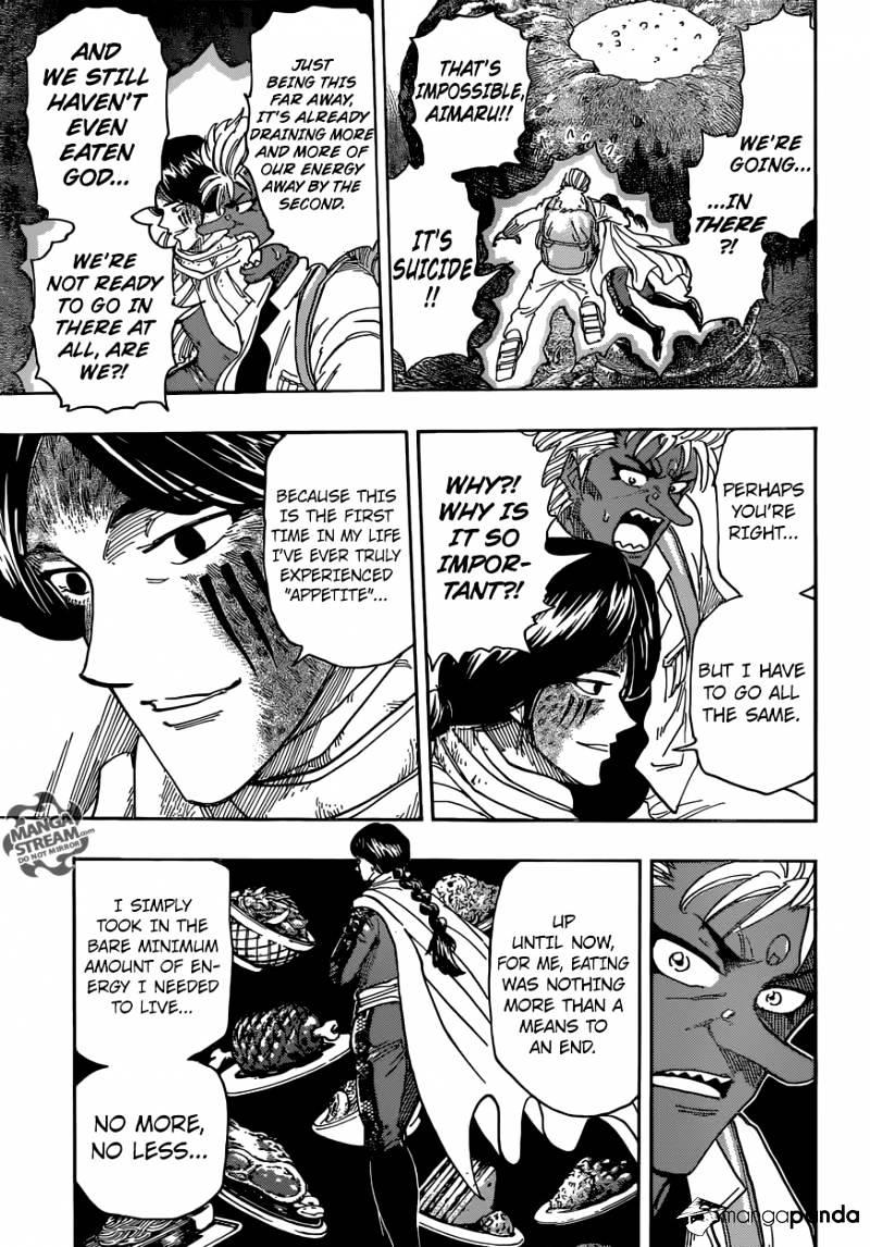 Toriko Chapter 378  Online Free Manga Read Image 3