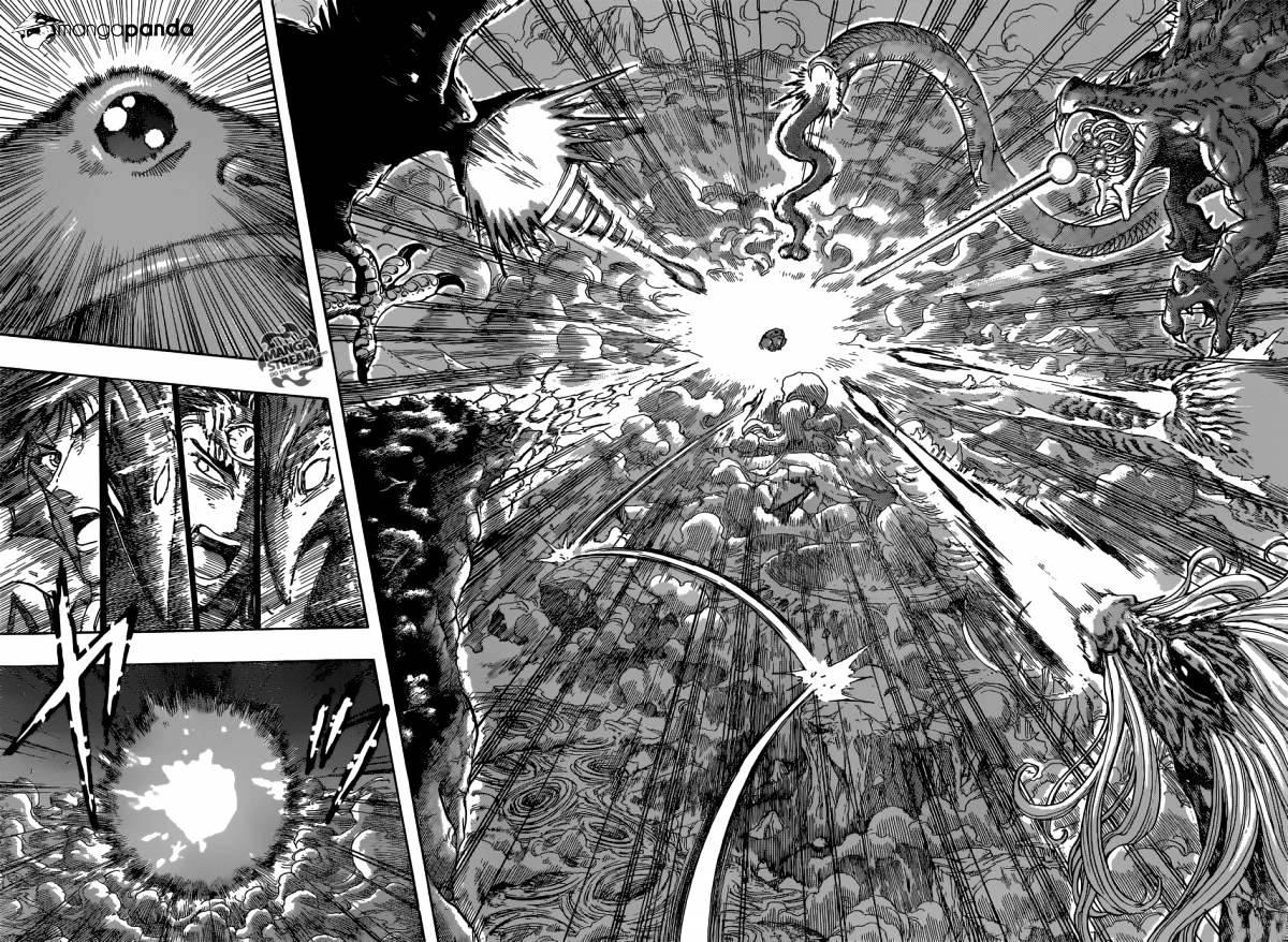 Toriko Chapter 380  Online Free Manga Read Image 12