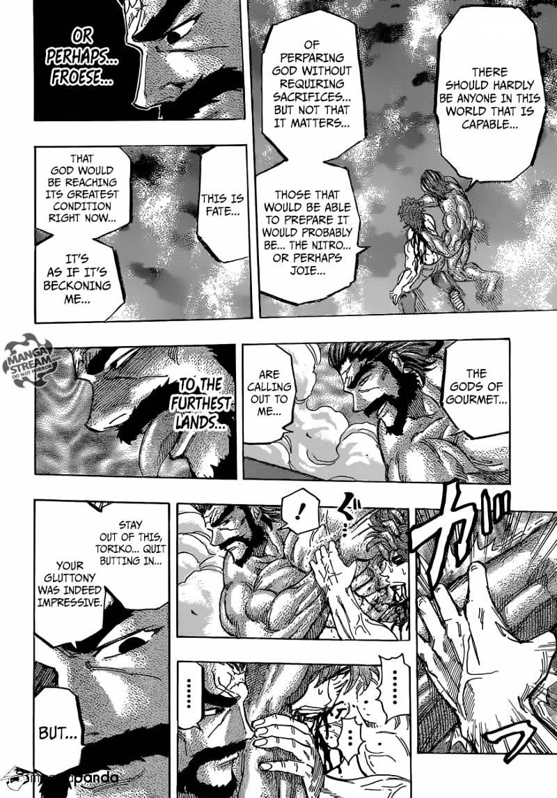 Toriko Chapter 380  Online Free Manga Read Image 6